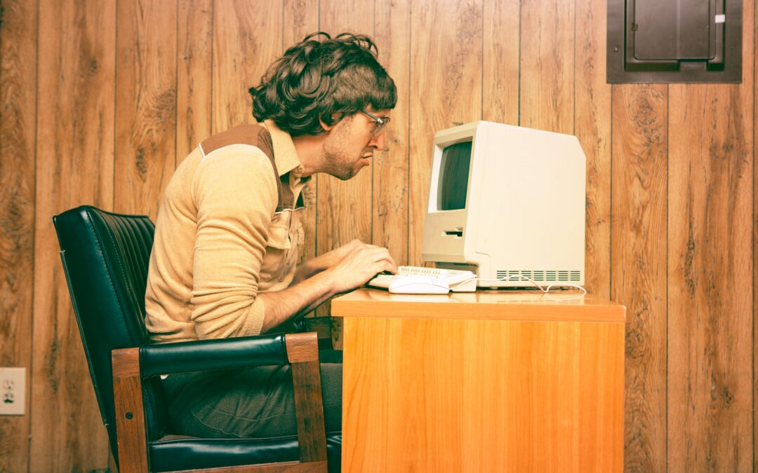 WOULD A 26 YEAR OLD TECHNOLOGY MEET YOUR CUSTOMERS' NEEDS TODAY? [VIDEO]