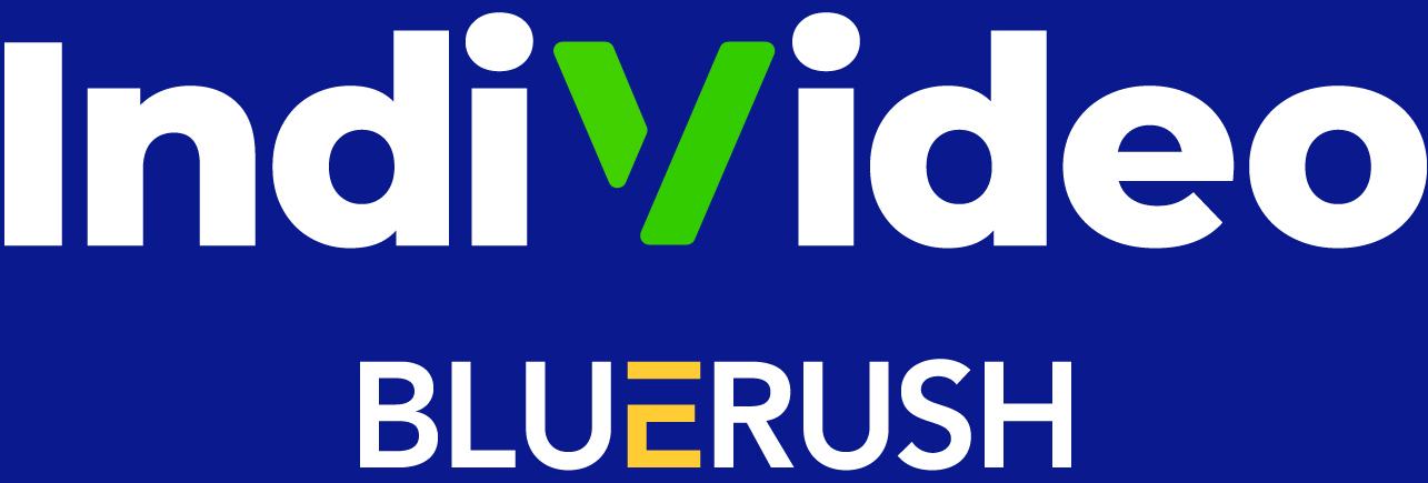 Individeo & BlueRush Logos